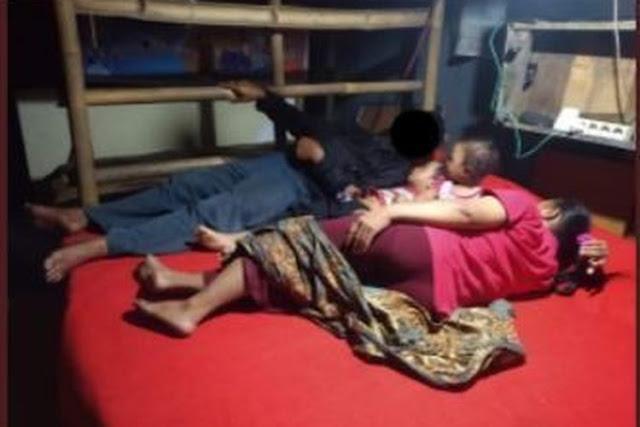 Sepi Orderan, Pengemudi Ojol Diusir dari Kontrakan dan Tidur Bareng Anak Istri di Pinggir Ruko
