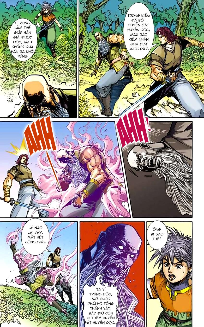 Bạch Phát Quỷ chap 6 - Trang 7