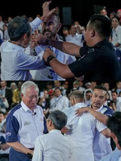 Video :Tampar David Teo, PM Arah Berdamai