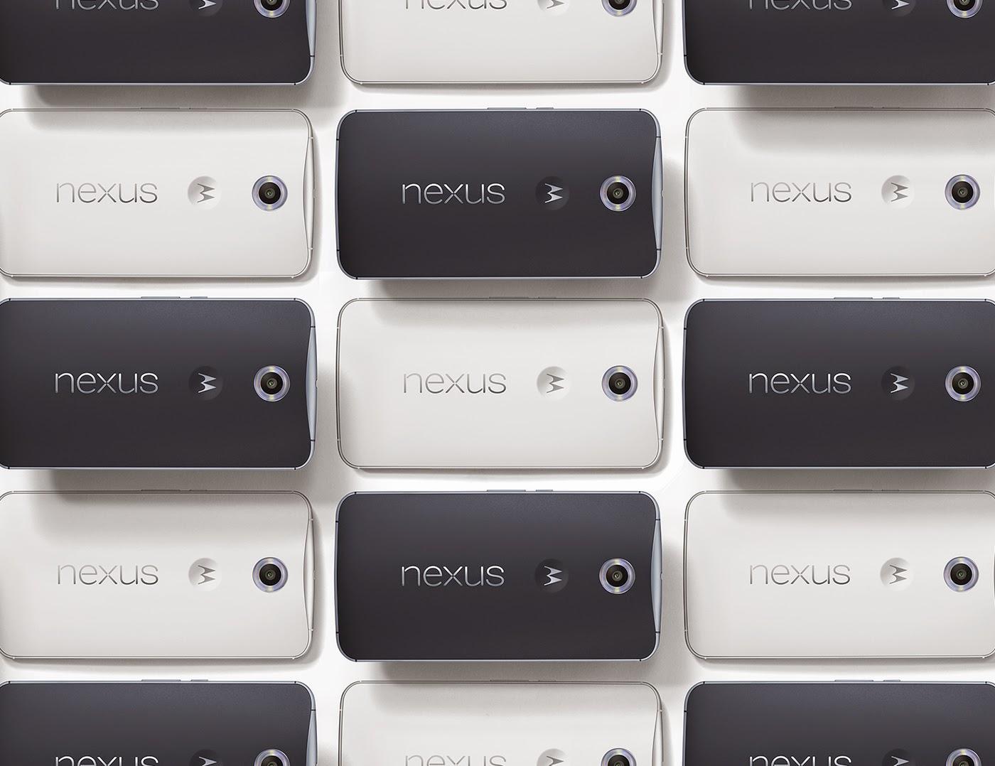 THE NEXUS 6 Google's latest Android smartphone