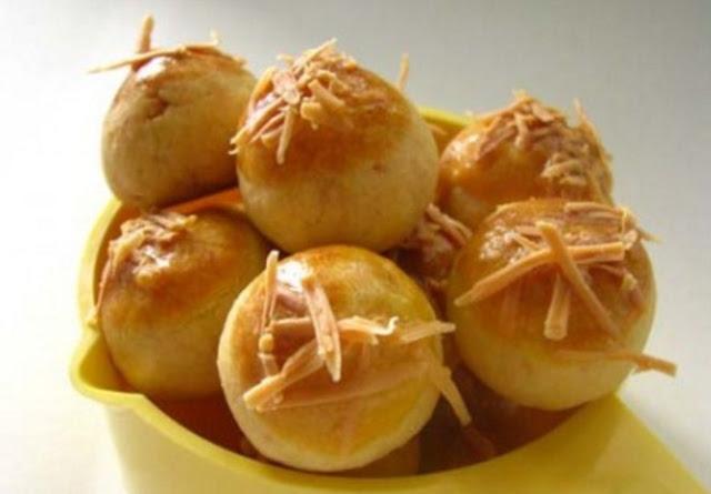Resep kue nastar keju kraft spesial enak