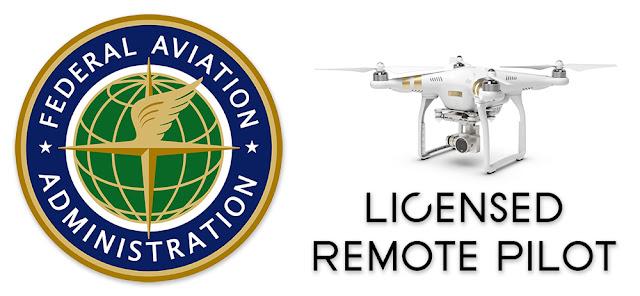 107 Certified Drone Pilot, FAA Certified, Drone, Pilot