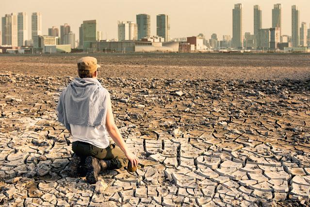 أسباب التغير المناخي