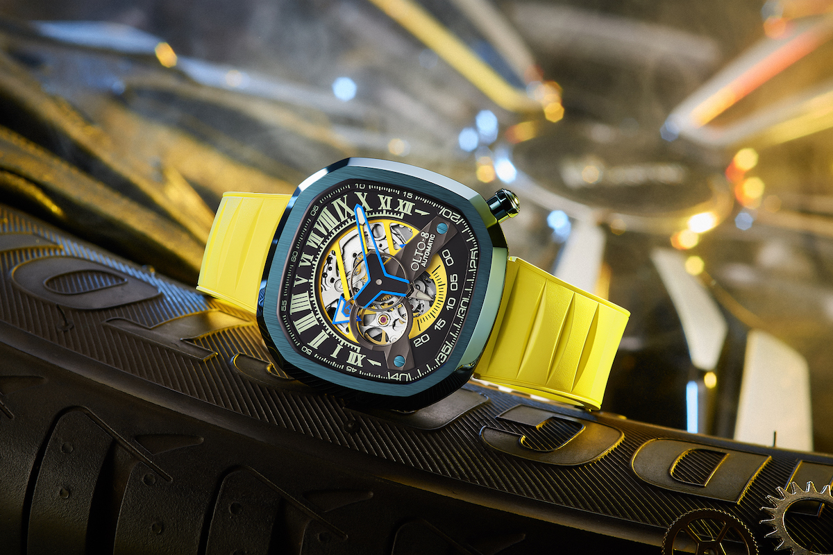 Mechanical watch that combines superb craftsmanship with iconic design