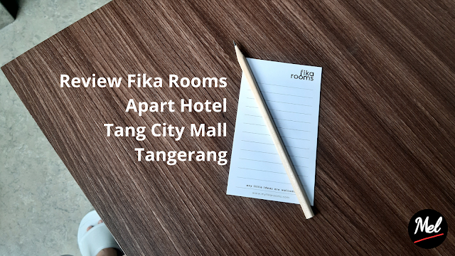 Review Fika Rooms Apart Hotel Tang City Mall Tangerang
