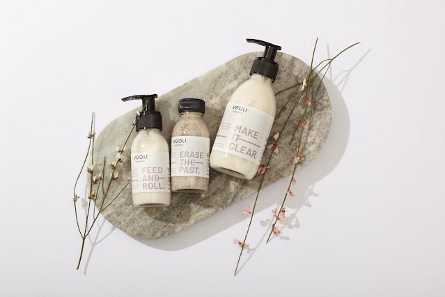 Veoli Botanica созданный на основе концепции clean beauty