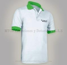 Camisa Polo de dotación personalizada