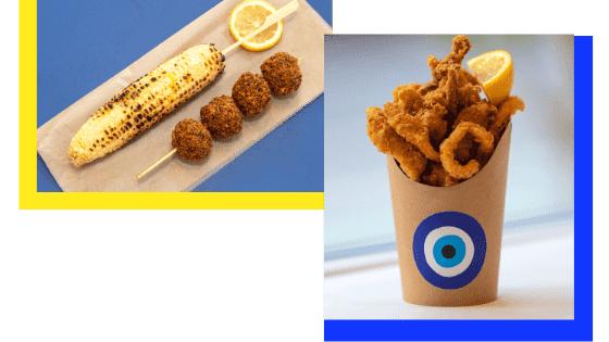 iSouvlaki, The Best Greek Food in NYC