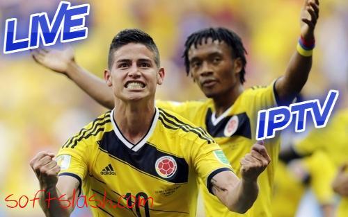 الارجنتين وكولومبيا بث مباشر موقع سوفت سلاش