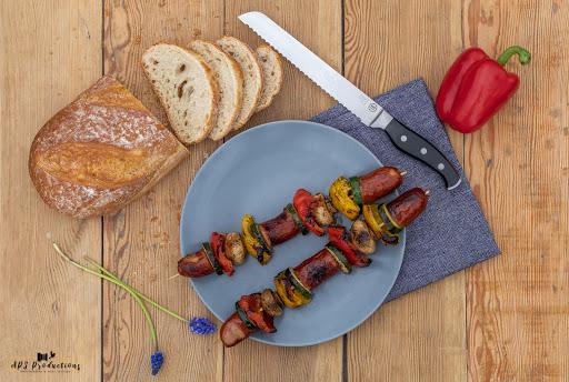 Szaszłyki z grilla - idealne na majówkę!
