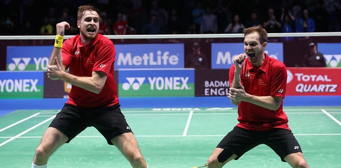 European Games 2019 Badminton