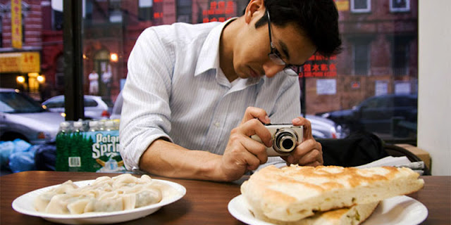 Chinese Fast Food Blogger - Blogger zune