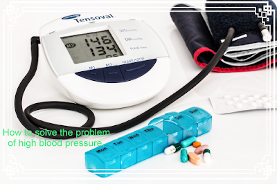 How to solve the problem of high blood pressure. Superhealth7