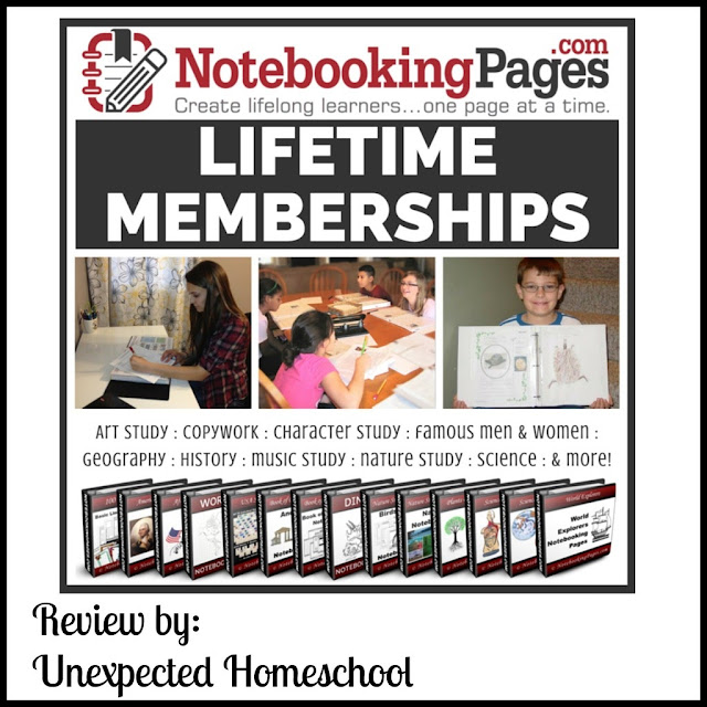 Review of NotebookingPages.com