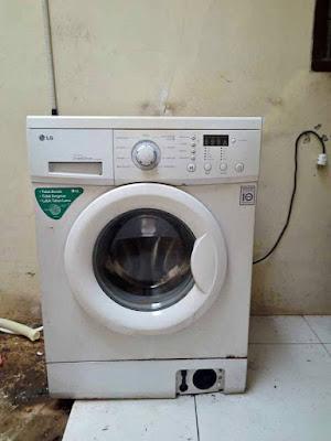 kode error mesin cuci LG LE, cara mengatasi kode LE mesin cuci LG