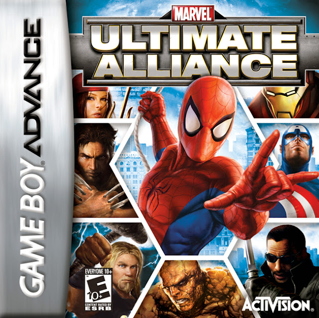 Marvel Ultimate Alliance Game