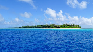 Islet in the Atoll