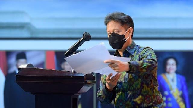 Menkes Kebut Tracing Swab Antigen: Saya Ingatkan ke Presiden, Kasus Akan Naik