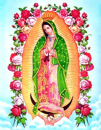 Gifs Y Fondos Paz Enla Tormenta Imagenes De La Virgen De Guadalupe