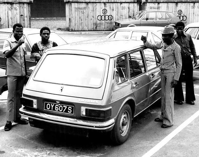 Volkswagen Igala: Brasília africana fez sucesso como aqui