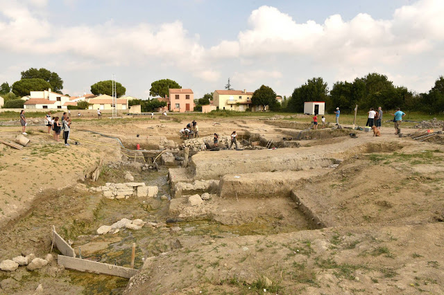 2019 excavations at ancient Lattara in southern France concluded