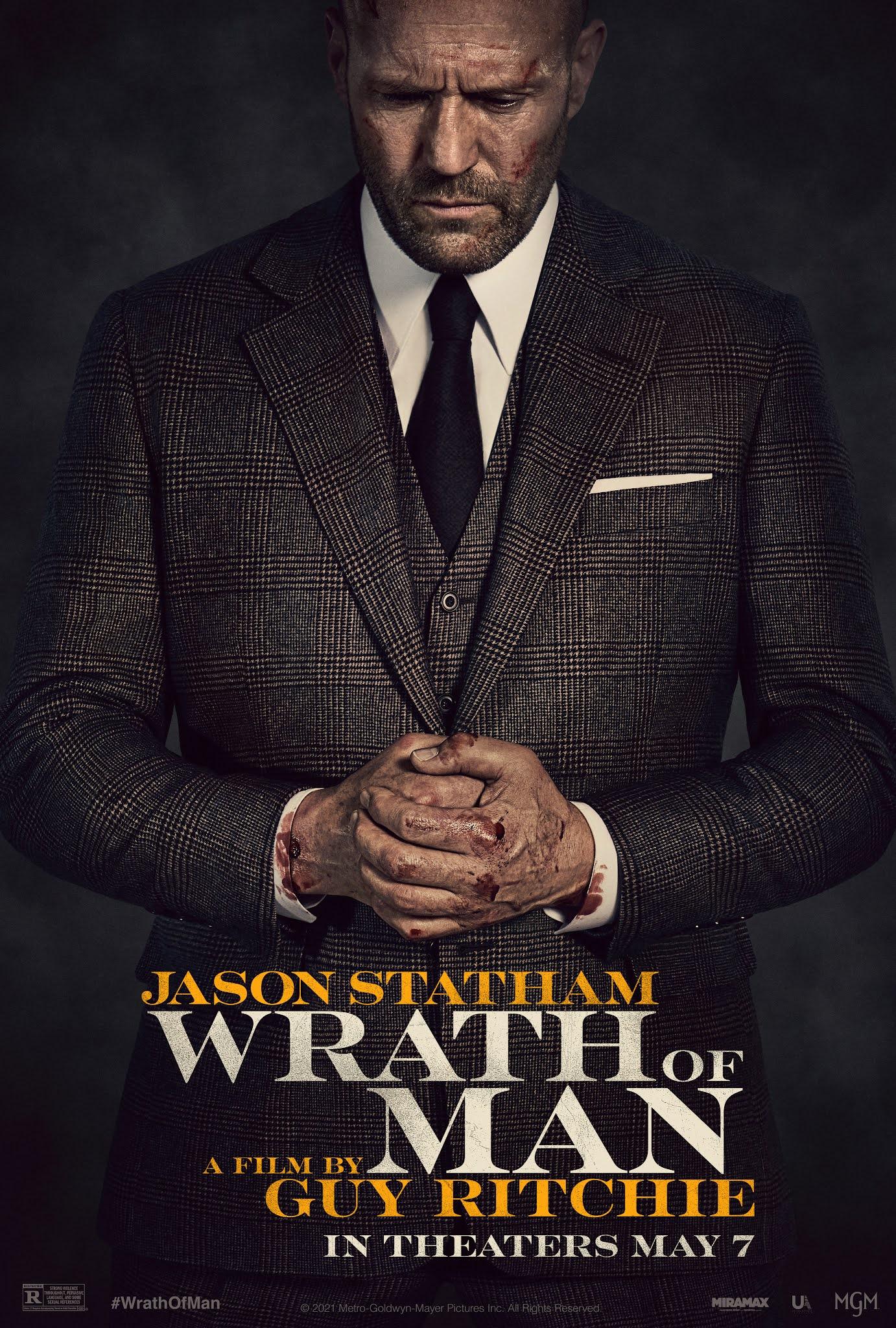 Wrath of Man 2021