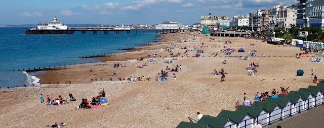 Eastbourne East Sussex England