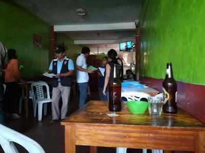 Emiten ordenanza para regular bares y cantinas de Curgos