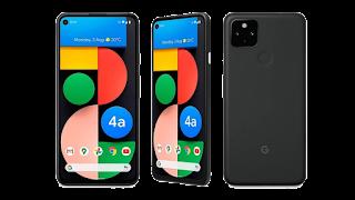 مواصفات Google Pixel 4a 5G