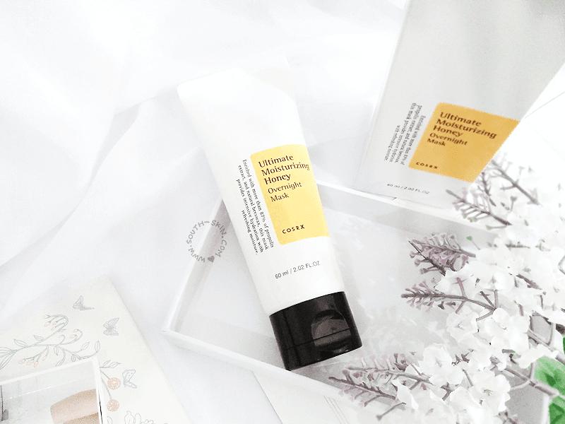 review-cosrx-ultimate-moisturizing-honey-overnight-mask