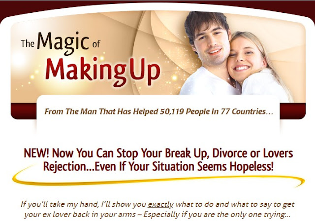 The Magic Of Making Up - Get Your Ex Back