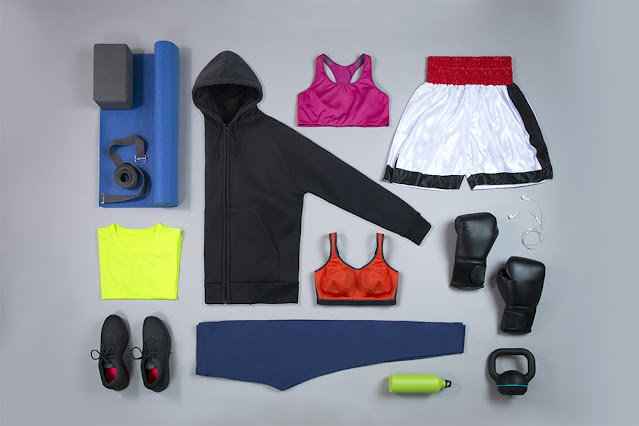 boxing activewear