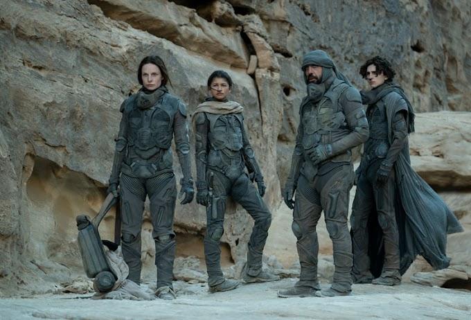 """Dune"" di Denis Villeneuve, al cinema da giovedì 16 settembre"
