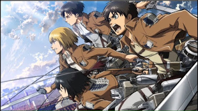 anime Shingeki no Kyojin 3 temporada