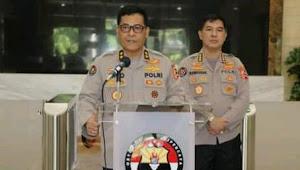 Operasi Yustisi yang Digelar 34 Polda Menemukan 47.754 Pelanggar