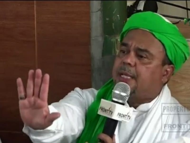 Dapat Pertolongan Alloh, Habib Rizieq Beberkan Ada Upaya Penggagalan Kepulangannya ke Indonesia