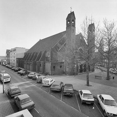 Chassékerk in Amsterdam