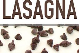 Decadent Chocolate Lasagna