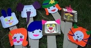 Kumpulan Tips Pendidikan Kreatif Dari Pendidik / Guru Untuk Anak Usia Dini: Media Bercrita ...