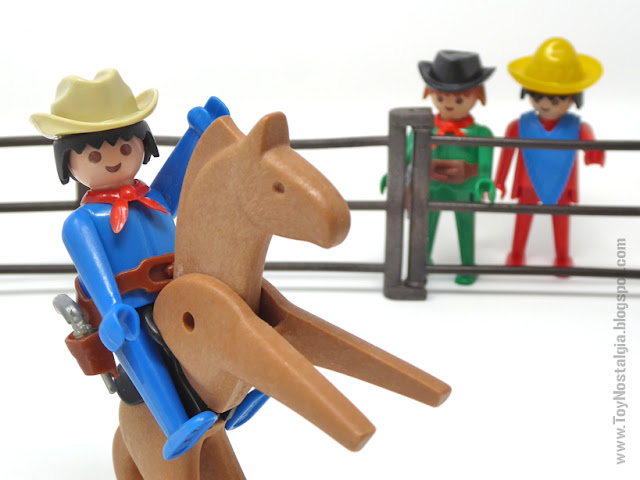 Playmobil 3241 Antex Argentna Rodeo en el rancho