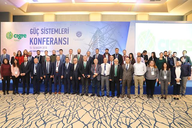 Güç Sistemleri Konferansı (15-16 Kasım 2018)