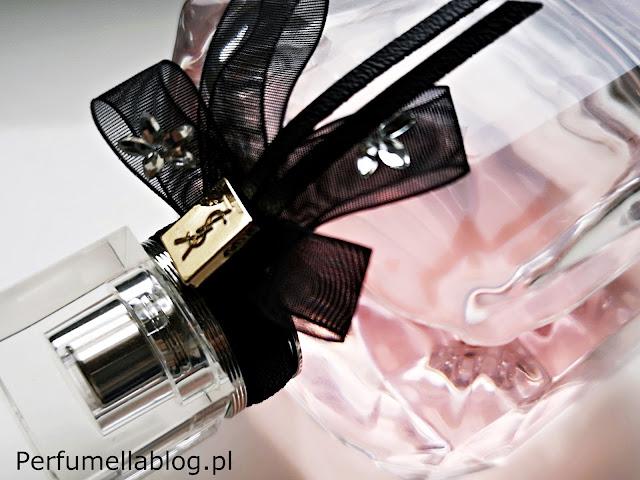 mon paris ysl floral perfumy