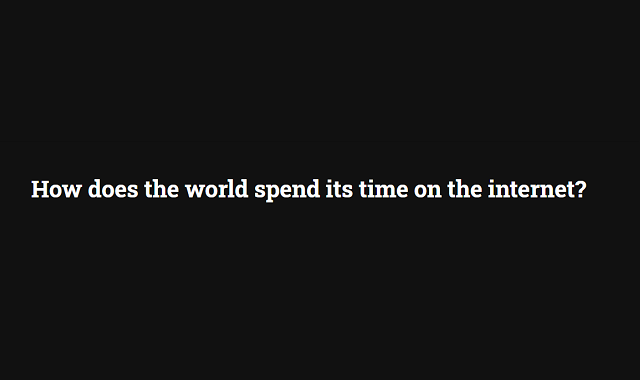 World's go-to websites