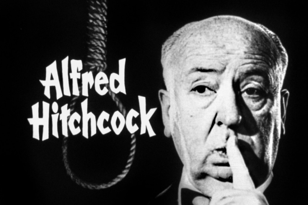 photo of Alfred Hitchcock
