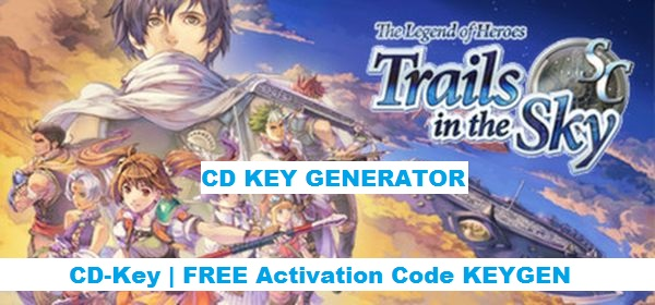 The Legend of Heroes free steam key