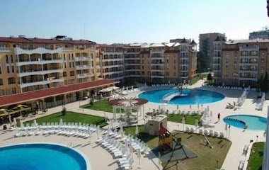 Apartment for sale Sunny beach (Nesebar) - We are offering an investment property for rent. € 32,378 57 m2