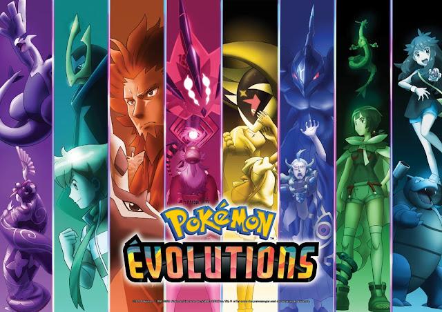 La série animée Pokemon arrive pour les 25 ans de la franchise !