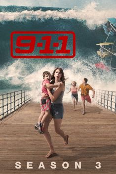 9-1-1 3ª Temporada Torrent - WEB-DL 720p/1080p Dual Áudio