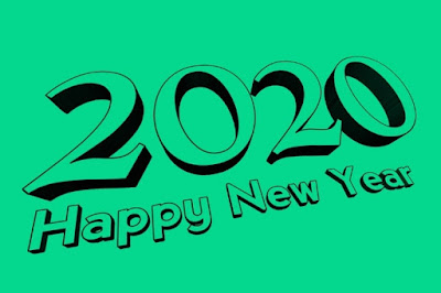 3D Happy New Year 2020 Images HD - Wallpaper 3D New Year 2020