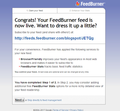 tutorial-cara-pasang-widget-feedburner